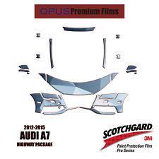 3M PRO Series PreCut Paint Protection Clear Bra Kit for Audi A7 2012-2015