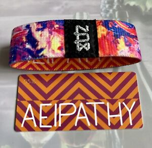 ZOX Strap AEIPATHY - Van Gogh Quote - Would Rather Die Of Passion Than Boredom