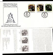 Antarktis SOUTH GEORGIA & South Sandwich Islands The Royal Wedding -1986-