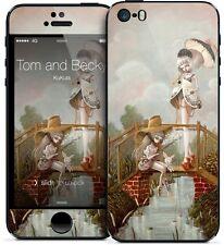 Gelaskin Gelaskins iPhone 5 5S Kukula Tom and Becky