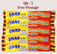 Swizzels Matlow Snap and Crackle (Gluten Free) x qty: 5