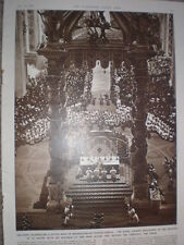 Photo article Pope Pius XII celebrating mass Basilica of St Peter Vatican 1949