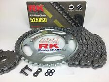Honda CBR600RR  2007-16 RK xso 525 16/42t OEM Chain and Sprocket Kit