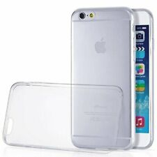 iPhone 6 & 6s transparant case hoesje