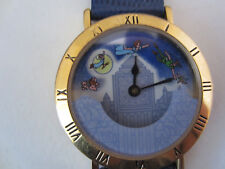 Disney Peter Pan Tinker Bell Lost Boys Limited Edition Watch By Pedre