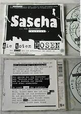 Pantaloni morti-Sascha un tedesco verticale... 1992 morto 41 Virgin CD Maxi