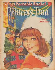 Princess Tina Magazine 19 December 1970    Bobby Bloom    The Railway Children