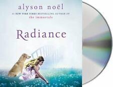 EUC A RILEY BLOOM AUDIO BOOK RADIANCE by Alyson Noël (2010, CD, Unabridged)