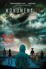 Monument 14 by Emmy Laybourne 2013 Paperback Book 1 Science Fiction Fantasy