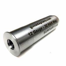 12 Gauge to 32 H&R Mag/S&W & S&W Long Scavenger Series Shotgun Adapter