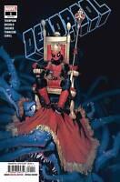 Deadpool #1 Main Cover Marvel Comics 2019