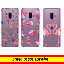 Funda Movil Cases Samsung Flamencos Cover Carcasa Dibujo