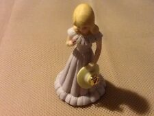 12 Year Old Enesco Growing Up Birthday Girls Porcelain and / or Cake Topper