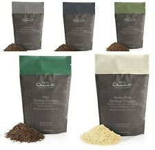 Hotel Chocolat - Selection of Hot Chocolate Flavours / Resealable Pouch 250g