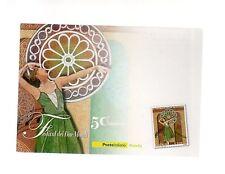 cartolina postale 50° festival dei due mondi