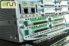 CISCO Terminal Access Server 2821 IOS 15.1,  NM-32A  CCNA CCNP CCIE  ADD ON LAB