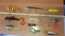 Artificiali Pesca Luccio Rapala Fox Storm Savage Molix Jerkbait Swimbait