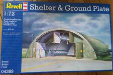 1/72 Revell Shelter 04389  Hangar diorama