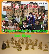 1:72 FIGUREN 012 AGE OF TUDORS LIMITIERT - LINEAR-B