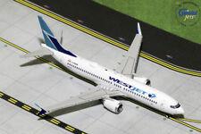 GEMINI JETS WESTJET BOEING 737 MAX-8 1:400 DIECAST GJWJA1823 IN STOCK
