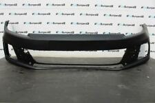 VW SCIROCCO R LINE EDITION FACELIFT FRONT BUMPER 14 TO 17 WITH PDC HOLES*G2