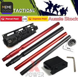 30vm/35cm Metal Outer Barrel 7/9inch Metal Noveske Fishbone Gel Blaster toy OZ