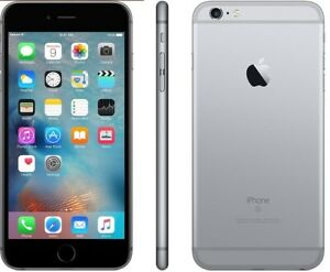 """EXCELLENT Apple iPhone 6S Plus 5.5"""" Fully Unlocked 32GB Space Gray LOW SHIPPING"""