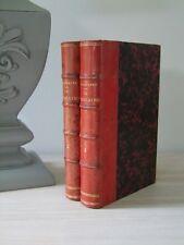 HISTOIRE CRITIQUE DES DOCTRINES DE L'EDUCATION : GABRIEL COMPAYRE - 1883