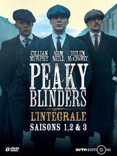 Peaky Blinders Saisons 1 à 3 Coffret / DVD NEUF