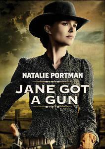 Jane Got a Gun (DVD, 2016)