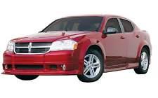 Razzi 2008 2009 2010 2011 2012 2013 Dodge Avenger Body Kit Unpainted
