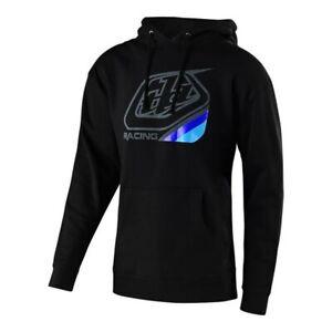 Troy Lee Designs Präzision 2 Kapuzenpulli Schwarz Pullover/Jacke/Pullover