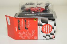V 1:64 102 KYOSHO SUZUKA LEGEND FERRARI F1-87 #28 GRAND PRIX WINNER MINT BOXED