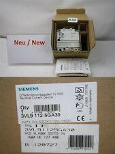 SIEMENS 3VL9112-5ga30 Diferencial de corriente Módulo VL160x 160A
