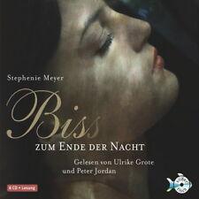 Hörbuch Stephenie Meyer Biss zum Ende der Nacht (Ulrike Grote) 8 CD`s