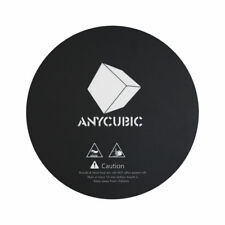 ANYCUBIC Round 240mm Heated Bed Sticker Print Plate Tape for Kossel 3D Printer