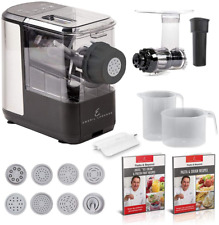Emeril Lagasse Pasta & Beyond, Automatic Pasta and Noodle Maker with Slow Juicer