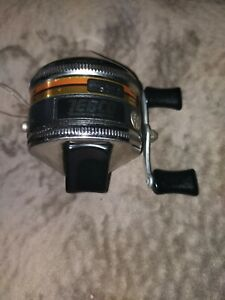 Zebco 33 Gold Band Spincasting Fishing Reel Very Good Condition