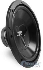 "JVC CS-W120 150W RMS 12"" Subwoofer W Series Single 4 ohm Car SubWoofer"