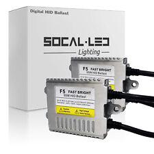 SOCAL-LED 2x Digital HID Ballast Replacement 55W AC Slim Design for Honda Acura