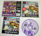 Rugrats: Studio Tour (Sony PlayStation 1, 1999) - 752919670323