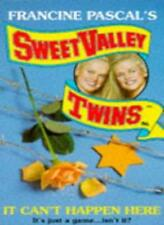 It Can't Happen Here (Sweet Valley Twins),Jamie Suzanne