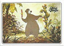 CPM - Disney Postkarte - das -buch Dschungel - Postcard