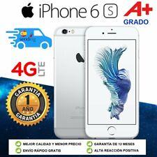 GRADO AAA+ Apple iPhone 6S 16GB 32GB 64GB 128GB LTE 4G libre Desbloqueado ES