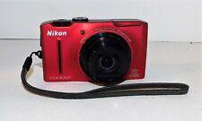 Nikon Coolpix S8100 Digital 10x optical zoom  P & S Camera