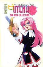 Utena-The Rose Collection-Revolutionary Girl-role playing guide-book #1 - RARE