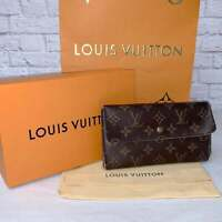 Louis Vuitton Sarah Wallet Zippy Purse Alma Speedy Pochette Neverufll AUTHENTIC