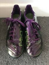 Adidas F50 Moulded Studs Football Boots UK 5 / FR 38
