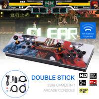 3399 in 1 Games Pandora's Box Retro 3D HD Video Arcade Console 2 Players RC1241