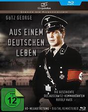 Aus einem deutschen Leben - mit Götz George - Filmjuwelen BLU-RAY